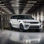 Выявленные обновления у Land Rover Range Rover Sport Stealth